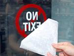 Die-Cut Window Decals