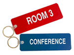 Room Key Tags