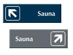 Sauna Signs