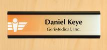 Logo Nameplates