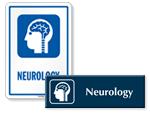 Neurology Door Signs