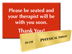 Physical Therapy Signs