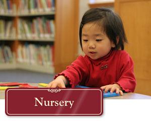 Preschool & Nursery Signs