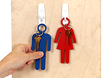 Our Most Popular Key Tag