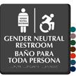 Updated ISA Gender Neutral Restroom Sign
