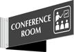 Conference Room Above Door Corridor Sign