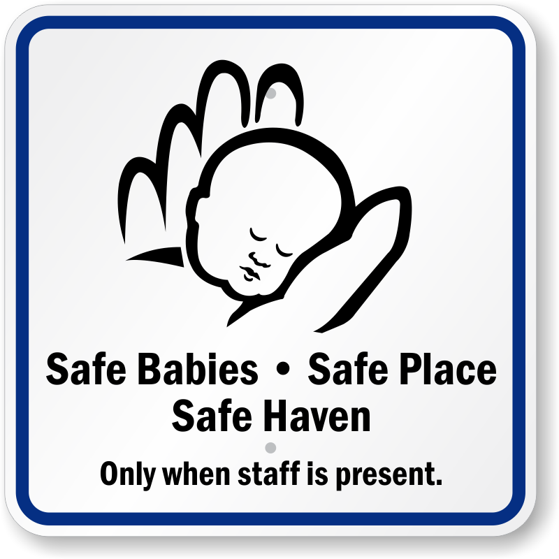 baby safe havens Safe haven baby boxes operates a 24-hour hotline (866-992-2291) for mothers who are considering giving up their child at least 20 safe surrenders of babies have been arranged via the hotline monica kelsey is the founder of safe haven baby boxes.