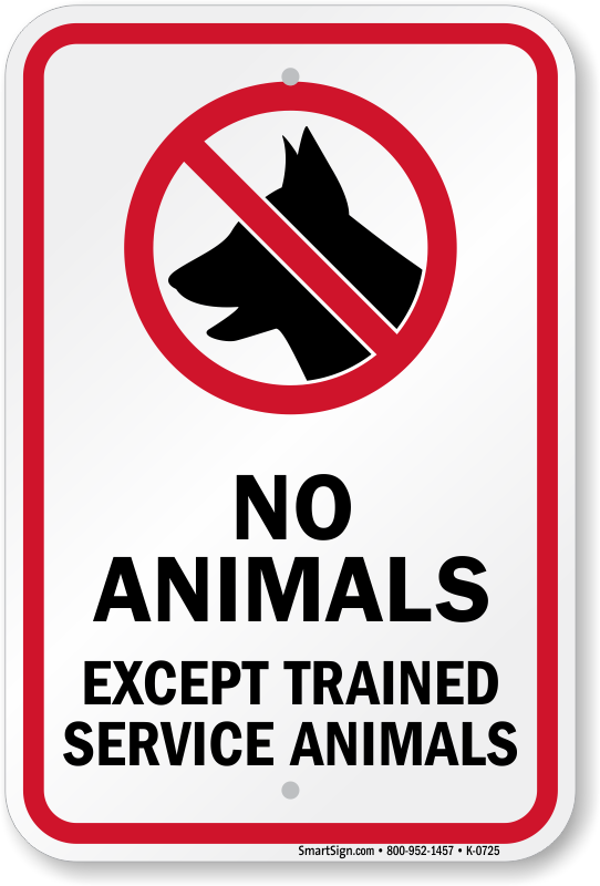 """should animals be trained to help How """"service animal"""" is defined service animals are defined as dogs that are individually trained to do work or perform tasks for people with disabilities."""