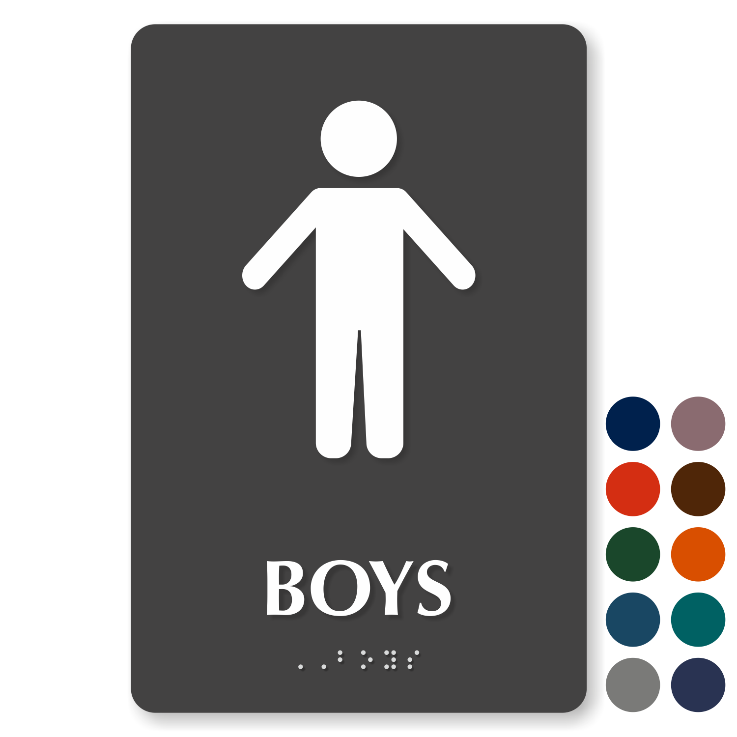 boys bathroom signs kids bathroom signs