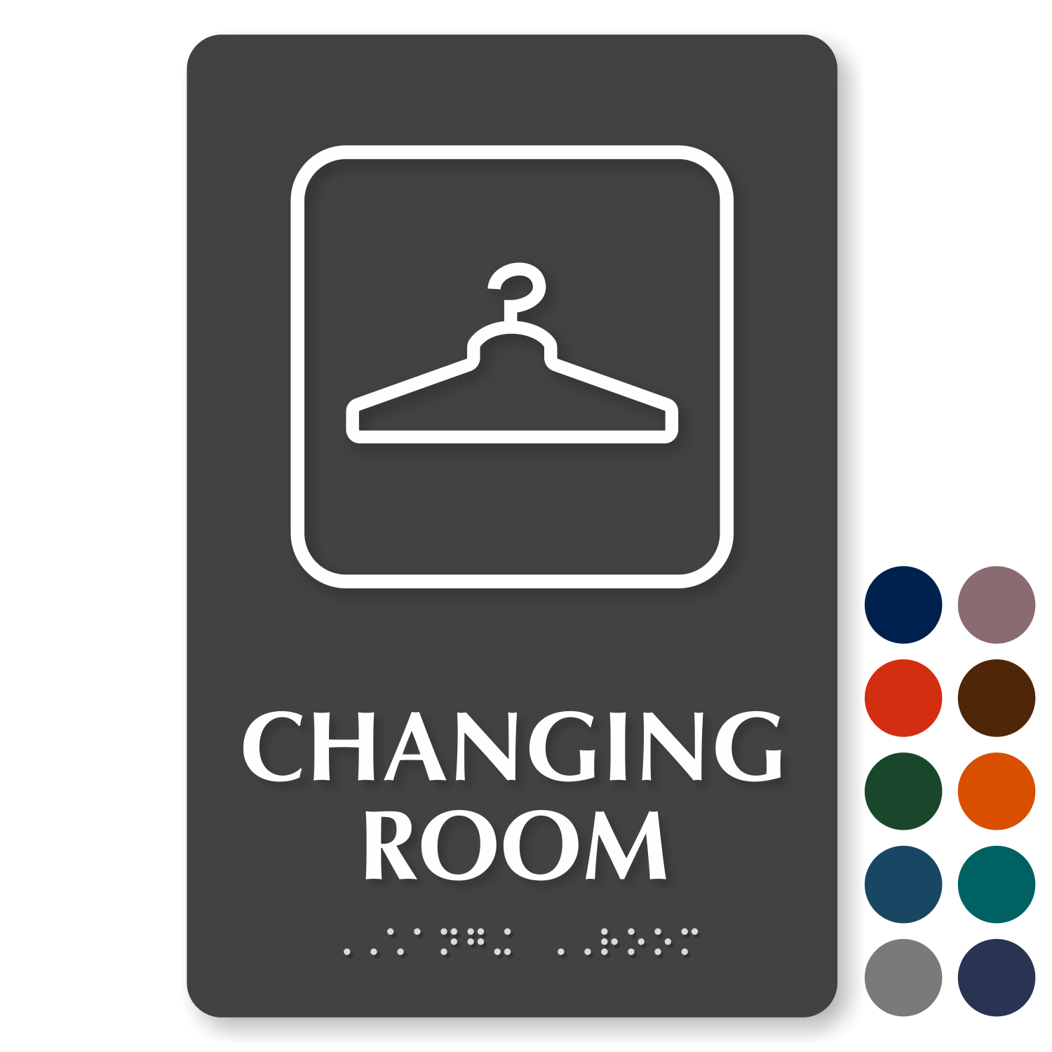 Fitting Room Or Changing Room