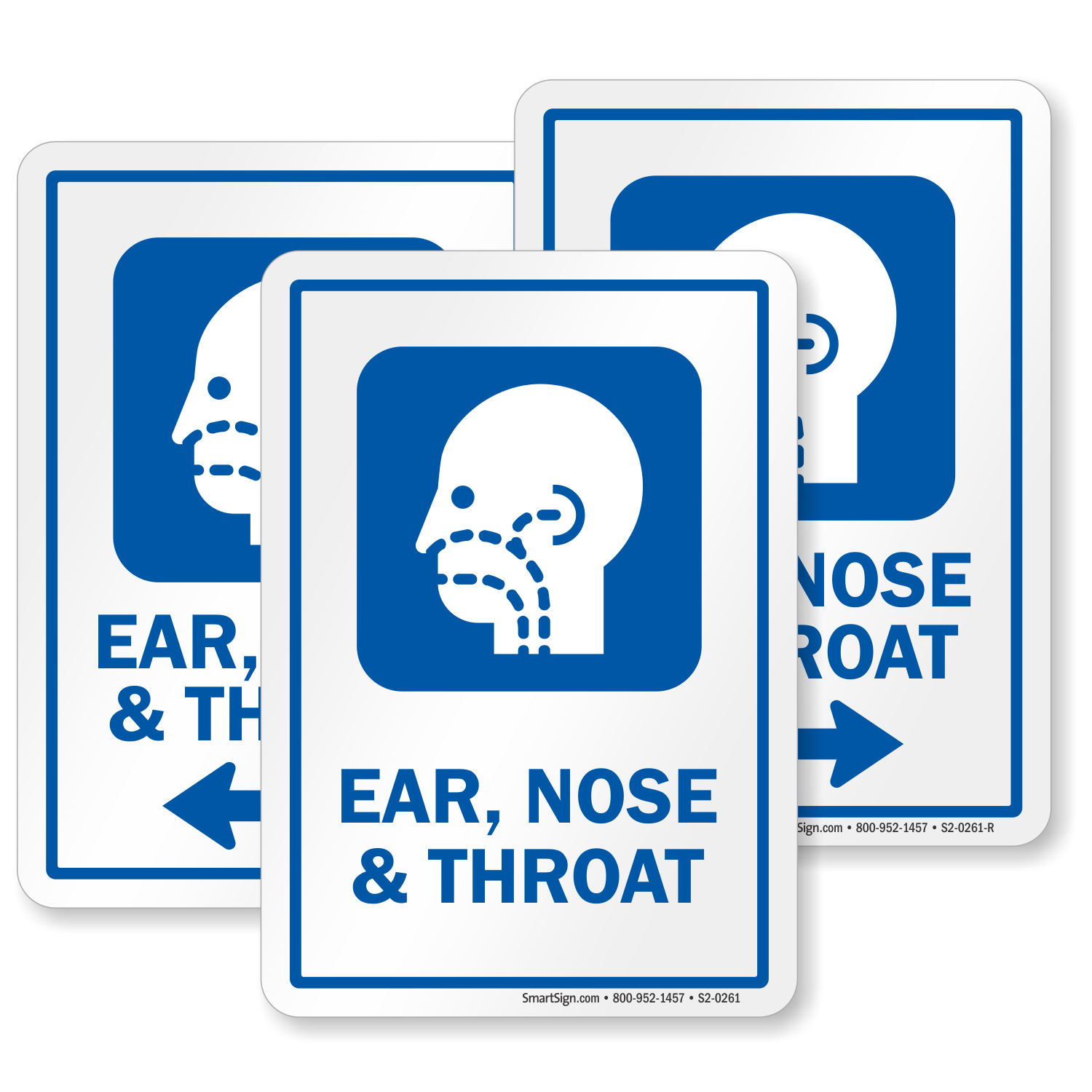 Signs of an ear nose and throat infection juego