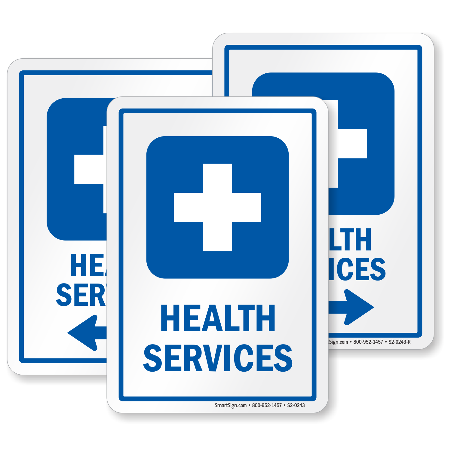 Health Services Medical Facility Sign First Aid Symbol