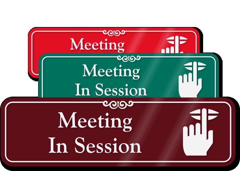 Meeting Room Signs Meting Room Sliders Braille Signs