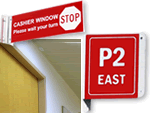 Custom Projecting Signs