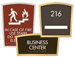 Apex Office Door Signs