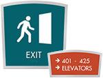 Apex Office Door Signs