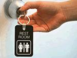 Bathroom Room Tags