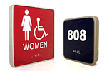 Braille Signs | Tactile Signs