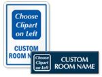 Custom Hospital Signs