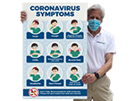 COVID-19 (nCoV) Coronavirus Signs