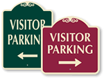 Visitor Signature™ Signs