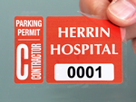 Parking Permits for Hospitals