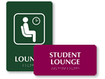 Lounge Signs