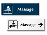 Massage Signs