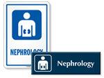 Nephrology Signs | Nephrology Door Signs