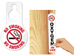 No Smoking Tags