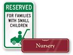 Preschool Signs