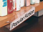 Shelf Labels for Libraries