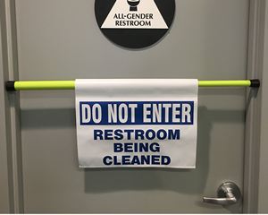 Door Boss Signs