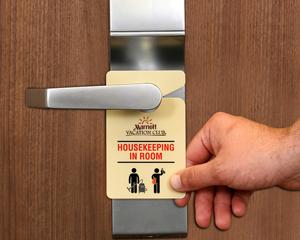 Door Lock Inserts Tags