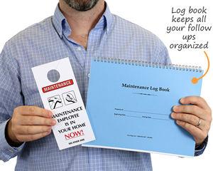 Maintenance log books