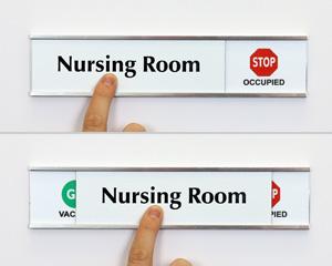 Nursing Room Sign