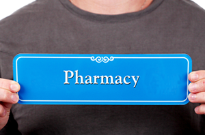 Pharmacy Door Signs