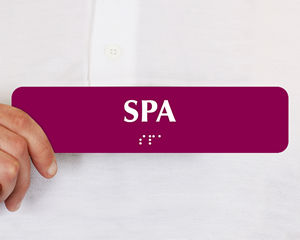 Spa Signs