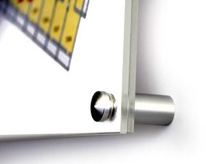 Standoff Wall/Door Sign Frame