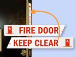 Door Edge Signs