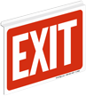 Drop Ceiling Exit Signs