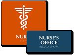 Nurse Room Signs