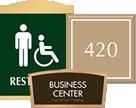 Premium Door Signs