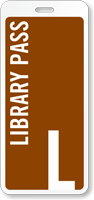 Library Pass ID for Schools