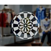 Dart Design, Glass Awareness - Glass Label