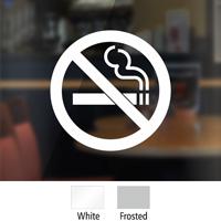 No Smoking Symbol - No Smoking Label