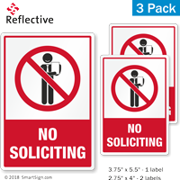 No Soliciting Security Label Set