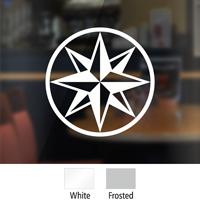 Star Design, Glass Awareness - Glass Awareness Label