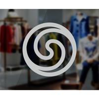 Swirl, Glass Awareness - Glass Label