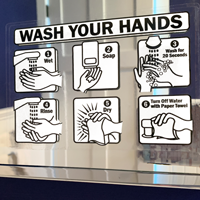 Wash Your Hands Instruction Guide